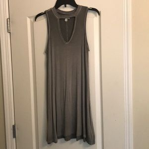 Grey American eagle dress